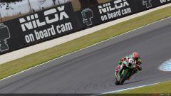 Il pilota Yamaha Sylvain Guintoli il più veloce nelle libere - Immagine: 8