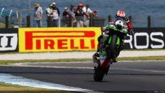 Il pilota Yamaha Sylvain Guintoli il più veloce nelle libere - Immagine: 14