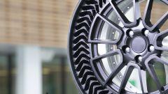 Il Pneumatico Airless Michelin UPTIS