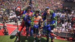 Albo d'oro GP Catalunya MotoGP, Moto2, Moto3, 500, 250, 125