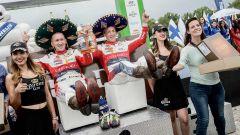Il podio del Rally del Messico 2017 - WRC 2017, Rally del Messico