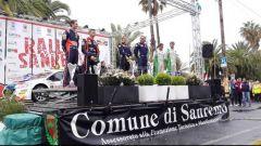 Il podio del Rally di Sanremo 2017 - CIR 2017