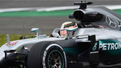 Il Pole Man Lewis Hamilton - Circuito Silverstone