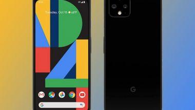 Il possibile aspetto del nuovo Pixel 4 di Google