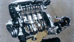 Il primo motore cinque cilindri Audi
