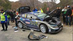 Il problema di Tanak - Rally Montecarlo WRC 2017