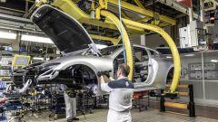 Il processo produttivo di Maserati GranTurismo Zéda