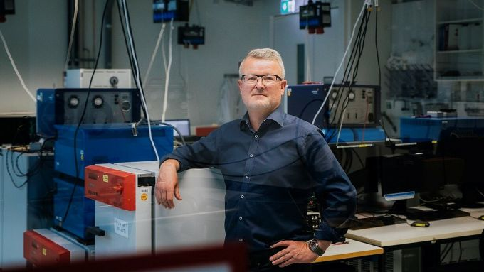 Il Professor Maximilian Fichtner