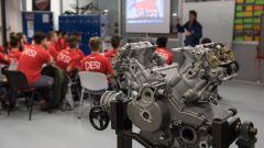 il progetto DESI di Ducati punta alla formazione di personale specializzato