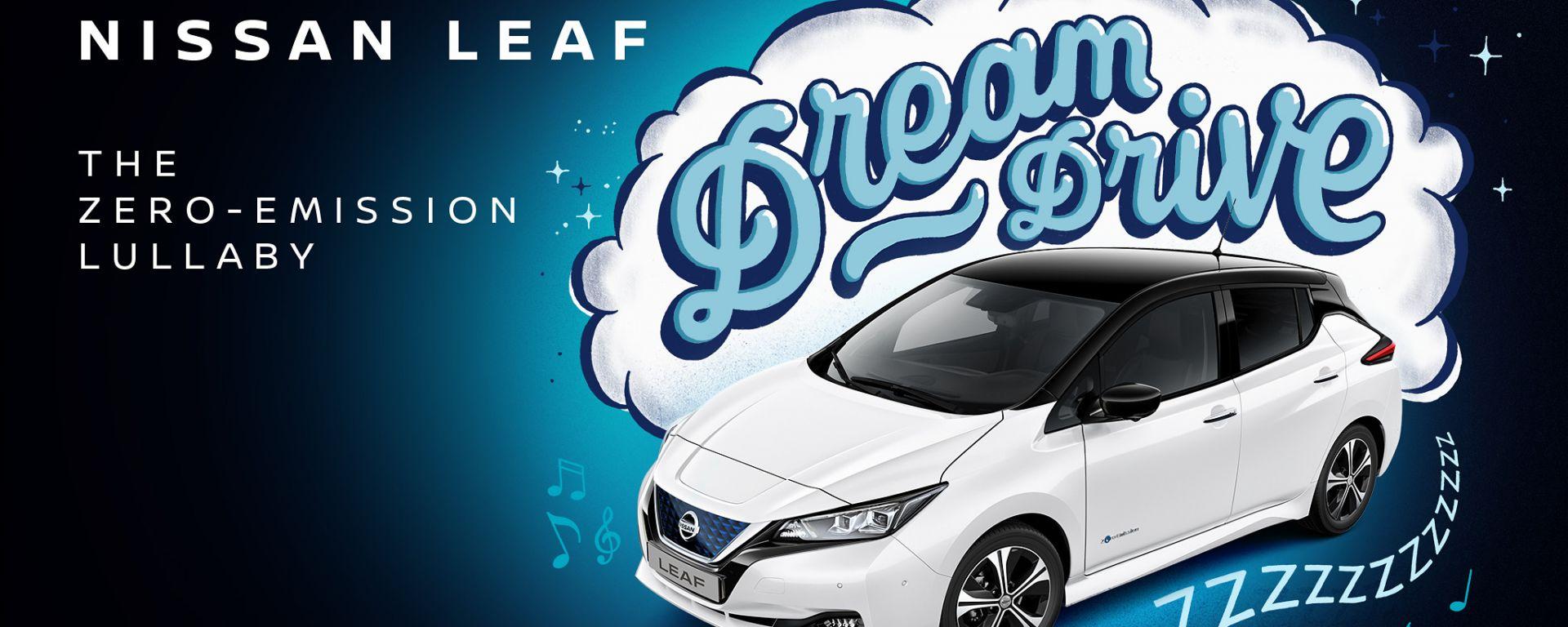 Il progetto Dream Drive di Nissan LEAF
