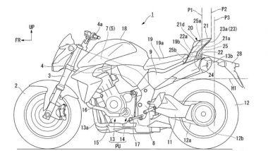 Il progetto Honda con il nuovo codone con funzione aerodinamica
