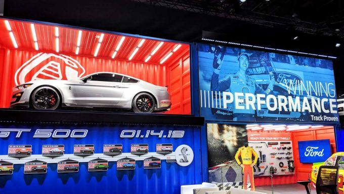 Il prossimo salone dell'auto di Detroit sarà nel 2021?