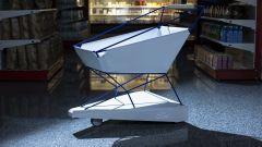 Il prototipo di Ford Self-Braking Trolley