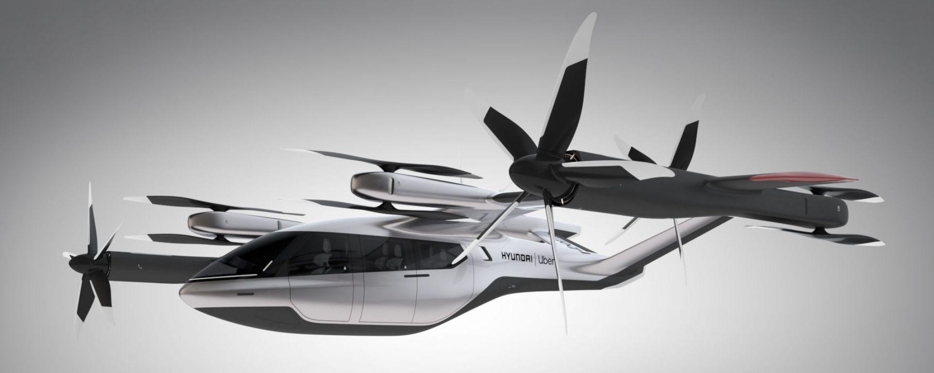 Il prototipo Hyundai S-A1