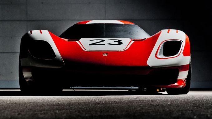Il prototipo ispirato alla 917 che potrebbe essere la base per la futura hypercar di Porsche