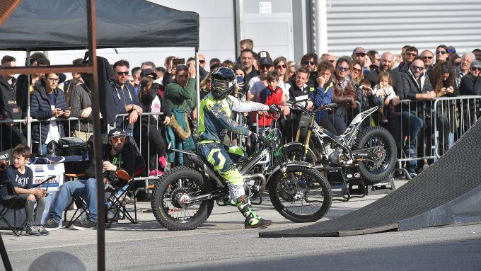 Il pubblico ai Roma Motodays 2019