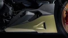 Il puntale della Ducati Diavel 1260 Lamborghini