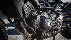 il punto forte della Yamaha Tracer è sicuramente il motore a 3 cilindri da 114 cv