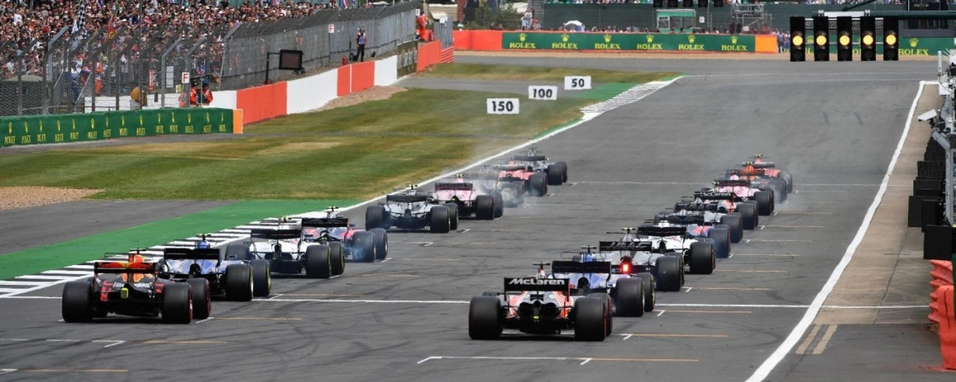 Il punto sulla griglia di F1 2019: solo quattro i sedili da assegnare