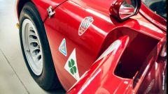 Il Quadrifoglio Verde Alfa Romeo presente sulla Ferrari F1 2018