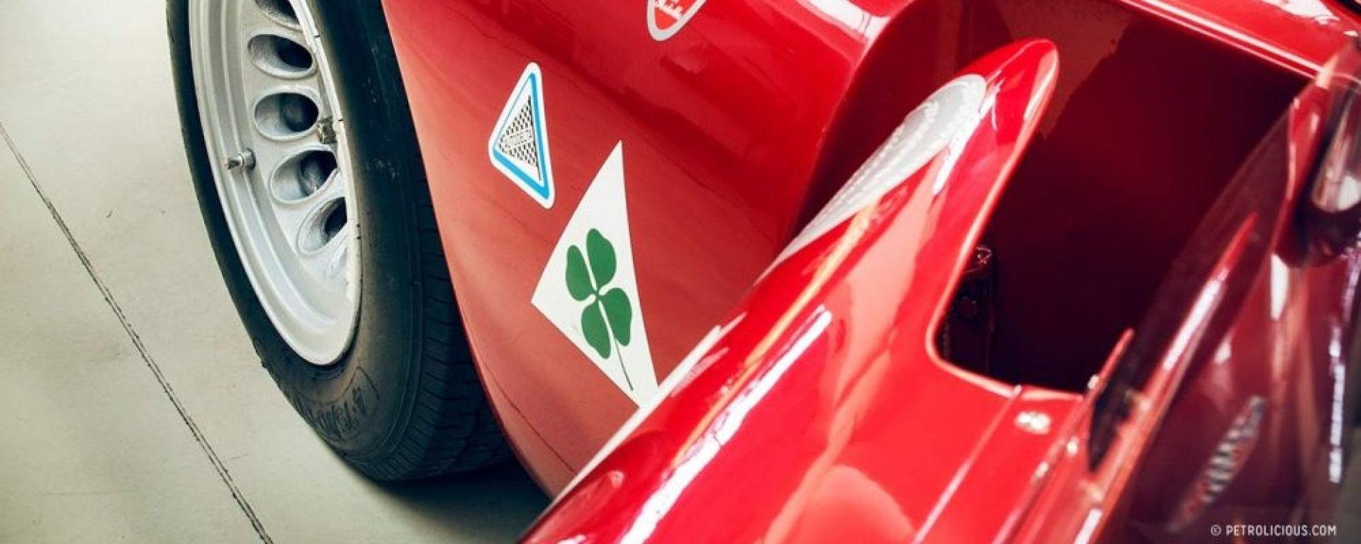 Il Quadrifoglio Verde di Alfa Romeo presente sulla Ferrari F1 2018