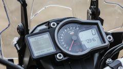 Il quadro strumenti della KTM 1090 Adventure