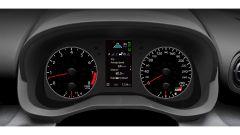 Il quadro strumenti della Toyota GR Yaris
