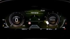 Il quadro strumenti di Ford Puma ST-Line X Hybrid