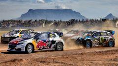 Il Rallycross 2017 chiude i battenti con le Peugeot vice-campioni del mondo