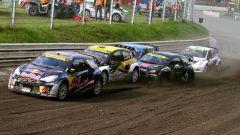Il Rallycross di Germania Estering 2016