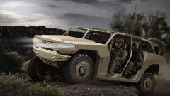 Il render del nuovo ATV (All-Terrain Vehicle) di Kia