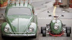 Bugkart Wasowski: il go-kart ispirato al Maggiolino VW