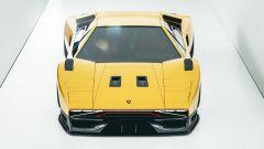 Il rendering che modernizza Lamborghini Countach