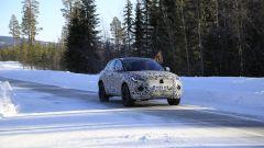 Il restyling della nuova Jaguar E-Pace: visuale anteriore