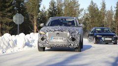 Il restyling della nuova Jaguar E-Pace: visuale frontale