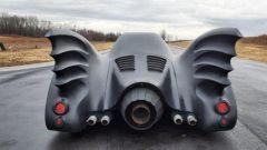 Il retro della Batmobile all'asta