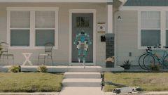 Il robot Digit è guidato via wireless dal veicolo delle consegne