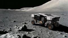 Il rover Hyundai TIGER sulla Luna