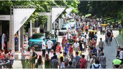 Il Salone dell'Auto di Torino Parco Valentino apre al pubblico
