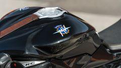 Il serbatoio della MV Agusta Superveloce 800