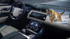 Il sistema di entertainment avanzato di Jaguar-Land Rover