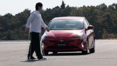 Il sistema di Toyota dovrebbe impedire l'uso improprio dell'acceleratore