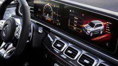 Il sistema MBUX del Mercedes AMG GLS 63
