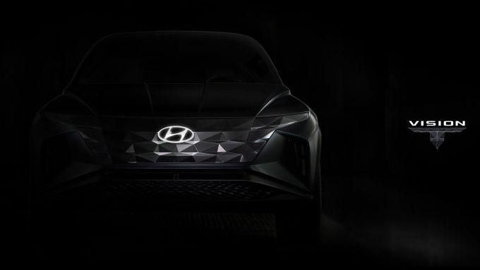 Il SUV Concept di Hyundai