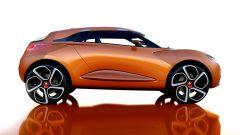 Il SUV elettrico di Renault si collocherà tra Captur e Kadjar