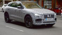 Il SUV Jaguar F-Pace 2020