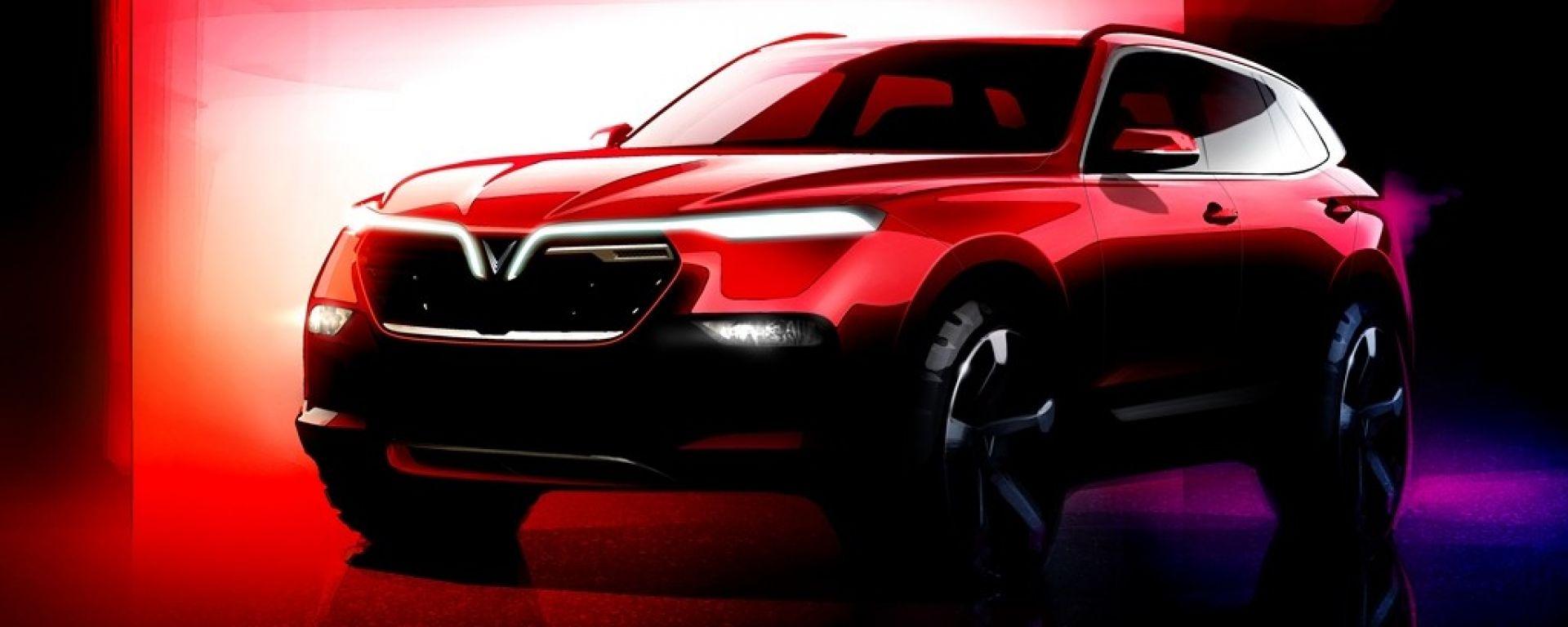Il SUV Pininfarina -VinFast