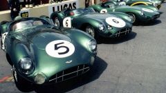 Il team Aston Martin a Le Mans 1959