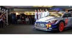 Il Team Hyundai WRC è uno dei team favoriti per il WRC 2017