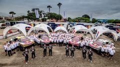 Dakar 2018: Peugeot Sport Total, all'attacco con le 3008 DKR Maxi